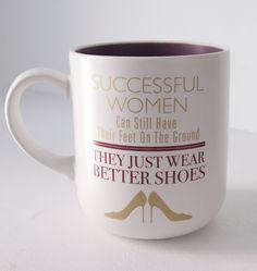 Successful Women Mug by Urban Graphic