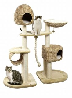 Karlie 34894 Banana Leaf IV Cat Scratching Post spare parts
