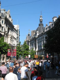 Meir- Antwerp's Main Shopping Street