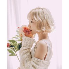 SNSD's TaeYeon for K Wave magazine's March issue Wonderful Generation