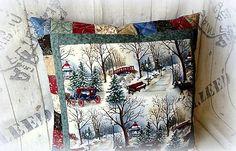 Winter Dream ... vankúš No.3