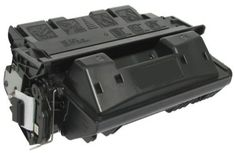 1PK High Yield Black Toner Cartridge For HP CE390A 90A LaserJet M4555f Printer