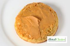 Total Choice PB&S Morning Muffin : This meal puts a healthy twist on a PB&J. Enjoy this on the Total Choice 1200-calorie plan.