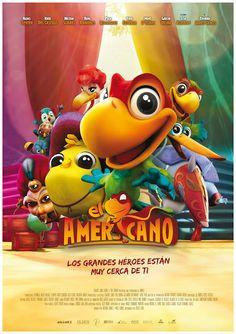 El Americano (2016) de Ricardo Arnaiz, Mike Kunkel - tt3181400 - ESP