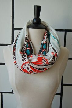 Southwest Tuesday Scarf by tuesdayshop on Etsy on Wanelo