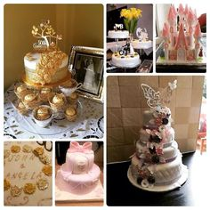 I love it when my customers share photos of the cakes they have made with my sugarcraft decorations. It's not just the cake itself that matters but the meaning that lies behind every wedding, birthday or anniversary cake or even a simple 'I love you'.