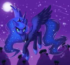 Luna by WhitePhox on DeviantArt