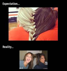 The Truth About Expectations Vs. Reality