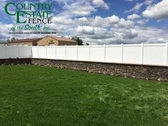 Country Estate Fence® offers ranch rail fence in various heights, colors, rail spacing. Contact your local Country Estate Fence® Regional Office today. Country Estate Fence® is the ORIGINAL VINYL FENCE. Vinyl Fencing, Vinyl Privacy Fence, Horse Fencing, Privacy Fences, Aluminum Fence, Rail Fence, Small Garden Design, Country Estate, White Vinyl