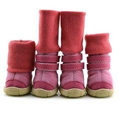 Adarl Pet Dog Puppy Winter Anti-slip Cotton Shoes Sneakers Cat Warm Snow Boots. #Pets #Dogs #Puppy https://www.amazon.com/gp/product/B01JRZ68PE/ref=as_li_tl?ie=UTF8&camp=1789&creative=9325&creativeASIN=B01JRZ68PE&linkCode=as2&tag=pincat4-20&linkId=d02a2297d16d8267fa8b3069f7e0be3e