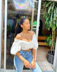 Black Girl Fashion, Cute Fashion, Fashion Beauty, Fashion Outfits, Selfies, Sporty Chic Style, Braids For Black Hair, Summer Lookbook, African Women