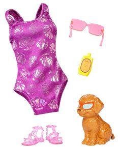 Ken Doll: Barbie Dolphin Magic - Fashion Packs 2017