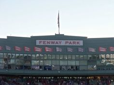 Yankees at Fenway