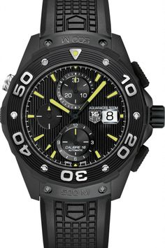 TAG HEUER AQUARACER Chronograph Mens Watch caj2180-ft6023-21 www.majordor.com