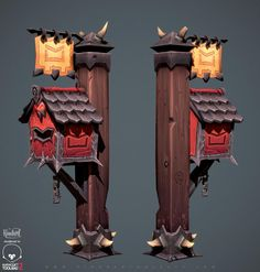 Mail-box by Jomaro Kindred