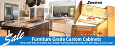 Cabinets   Ready to Assemble (RTA)   Made in USA   Easy Online Ordering- Barker Cabinets