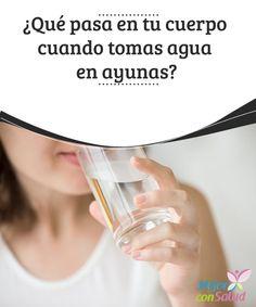 ¿Qué pasa en tu cuerpo cuando tomas agua en ayunas? Beber agua en ayunas está fuertemente arraigado en la cultura de la mayoría de japoneses.