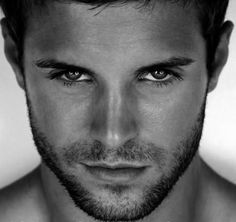 wow those eyes...and that beard