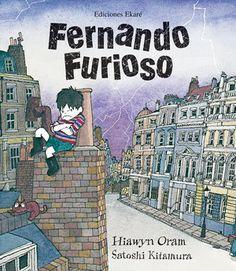 Fernando Furioso...Hiawyn Oram