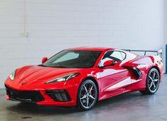Little Red Corvette, Corvette Zr1, Lux Cars, Corvettes, American Muscle Cars, Car Photography, Car Photos, My Ride, Monte Carlo