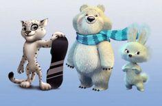 Sochi 2014 Olympic Mascots