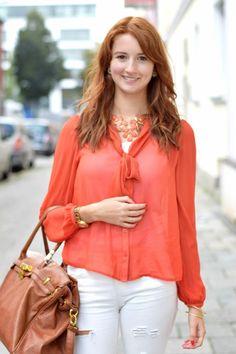 JustFab Tasche zu einem Bloggerevent: http://www.modewahnsinn.de/2014/10/outfit-jafra-bloggerevent.html
