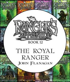 Ranger's Apprentice 12!!! Wait there is going to be a book 12? I didn't know this! I need to check this out!!