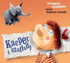 Kacper z szuflady, Grzegorz Kasdepke