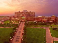 ValBeMar Specialty Coffee would be the perfect delicacy served to the very special guests at the Emirates Palace in Abu Dhabi