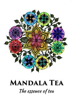 Mandala Tea on Behance