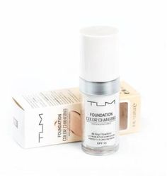 TLM Colour Changing Foundation SPF 30ml Foundation Colors, Liquid Foundation, Perfect Smile, Perfect Teeth, Peel Off Mask, It Goes On, How To Introduce Yourself, Moisturizer, Perfume Bottles