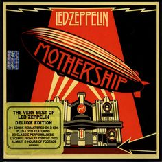 Led Zeppelin - Mothership (Deluxe Edition)