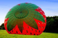 Hot air ballon   :O!