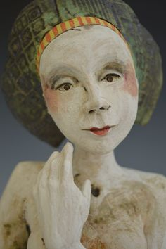 neil macdonell | Sally MacDonell _contemporary _figurative ceramics