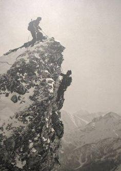 Chasseur de montagne