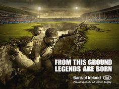 From this ground, legends are born