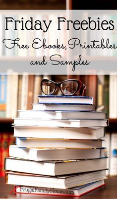 There's a good selection of free ebooks, along with a couple of samples, magazines and printables. Come see what's free this week.