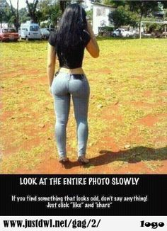 Look and see whats wrong in this #image - Just DWL    The Ultimate Trolling