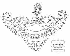 Image Result For Sue Southern Belle Patterns Crinoline
