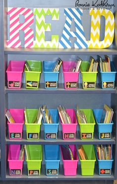 Cutest Classroom Library Ever!