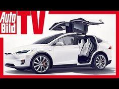 Tesla Model X - die elektronische PS-Maschine (Genf 2016)