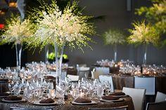 simple but elegant table decor