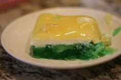 Super lime Jello