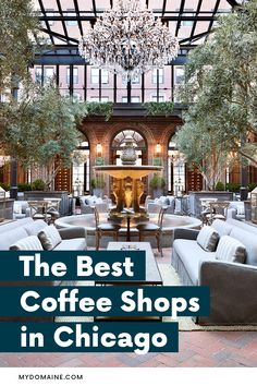 Where to go for coffee in Chicago Chicago Coffee Shops, Nyc Coffee Shop, Best Coffee Shop, Coffee Around The World, Around The Worlds, Cheap Coffee Mugs, Expresso Coffee, Home Coffee Machines, Buy Coffee Beans