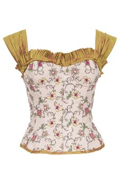 Corset (front view) Created as part of a day time outfit