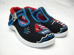 Boys Startrite Canvas Shoes, Navy. Portland Bill SALE | eBay