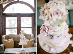 Alice in Wonderland Themed Real Wedding In Austria / Sabrina and Hubert / Winter Wedding Ideas / Carmen and Ingo Photography / via StyleUnveiled.com