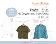Ebook Shirt / Longsleeve Panda
