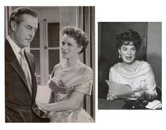 Ray Milland and Maureen O'Hara