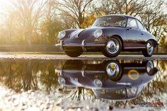 1962 Porsche 356 B S-90 Coupe